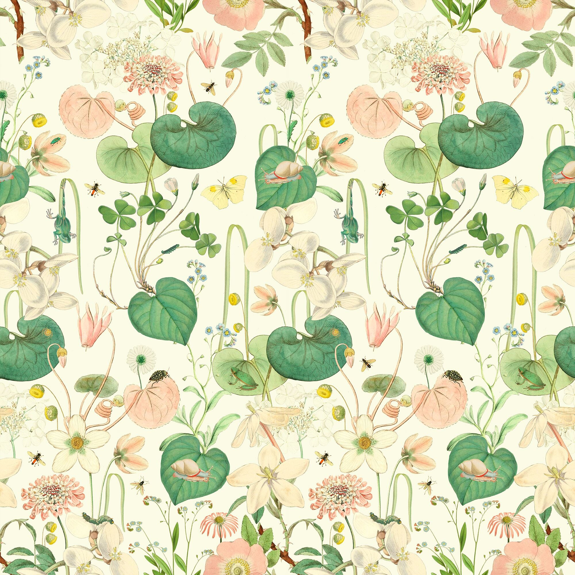 The Orchard Bloom - Wallpaper Sample