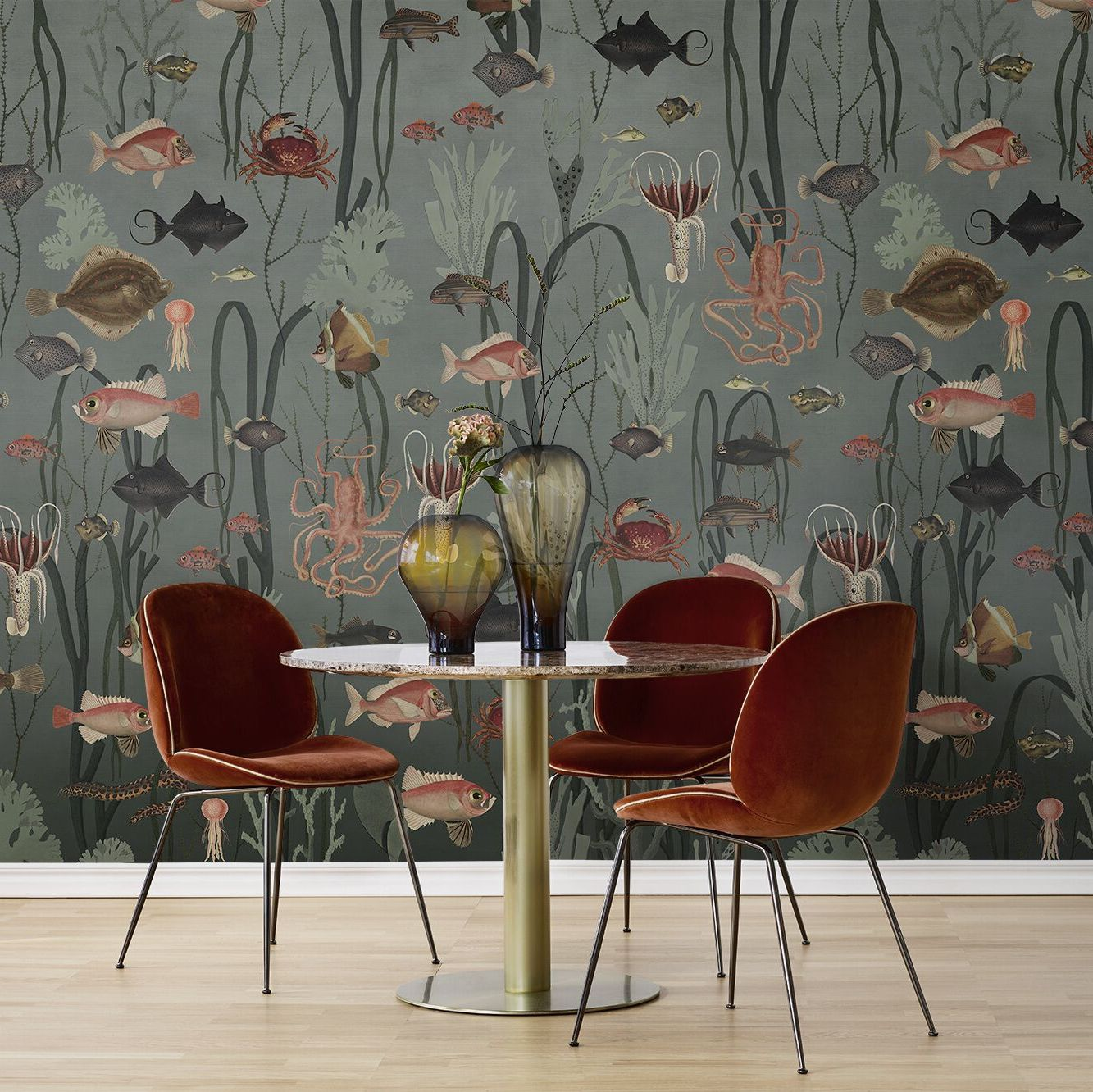 Oxygen Underwater World Mural Wallpaper (SqM)