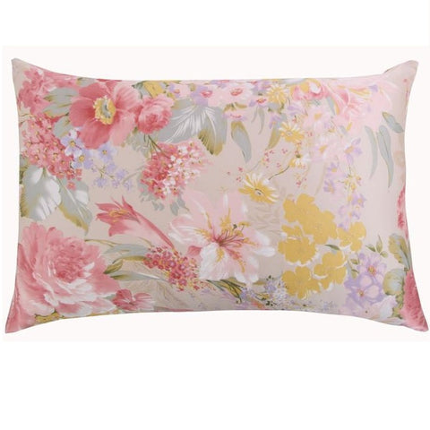 Pink Dreams Mulberry Silk Pillowcase