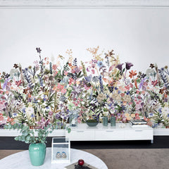 Pastel Spring Mural Wallpaper (SqM)