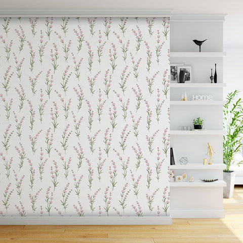 Puglia Lavender Dreams Wallpaper (SqM)