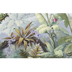 Tropical Fantasy Mural Wallpaper (SqM)