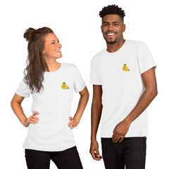 JASS Lemons Embroidery T-Shirt