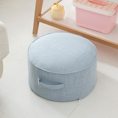 Pype Solid Cylinder Pouf