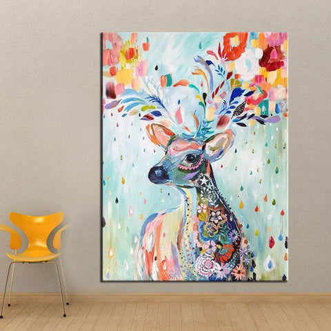 Fantasy Doe Wall Art