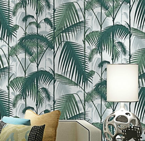 Palm Tree Leaves Wallpaper (2XL)