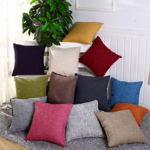 Bordeaux Decorative Cushion Cover