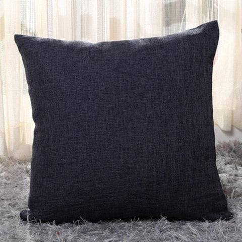 Antracite Decorative Cushion Cover