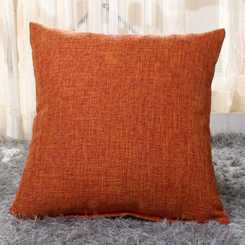 Terracotta Decorative Cushion Cover