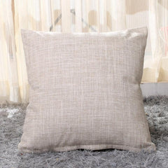 Solid Color Cushion Covers (Color Variants)