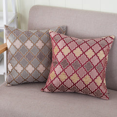 Oriental Embroidery Cushion Cover