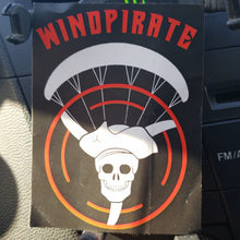 WindPirate stickers