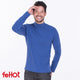 feHot Men's thermal underwear, Blue