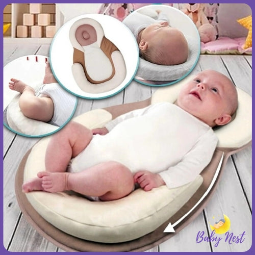 Baby Nest™ - Anti Roll Baby Bed