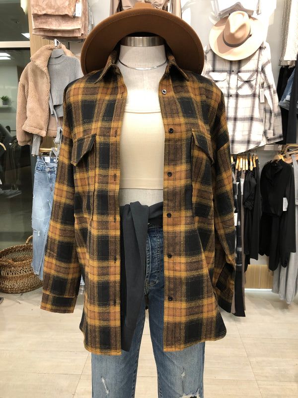 Autumn Flannel