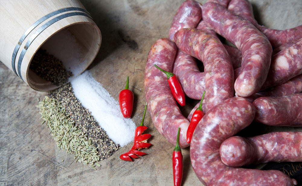 Fennel & Chilli Sausage