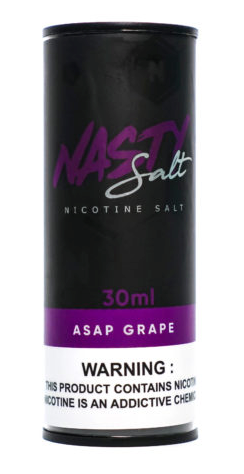 ASAP Grape by Nasty Juice Salts (30ml)