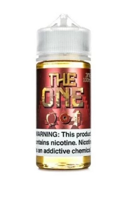 Apple Cinnamon Donut by The One (100ml)