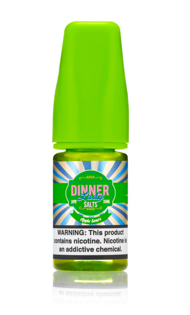 Apple Sours by Dinner Lady Salts (30ml)