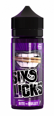 Bite The Bullet by Six Licks (100ml)