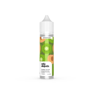 Kiwi Peach by Only Smoothies (60ml)