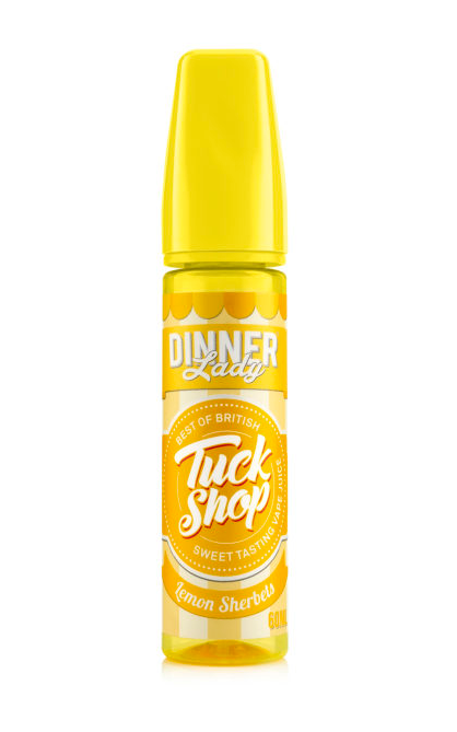 Lemon Sherbet by Dinner Lady (60ml)