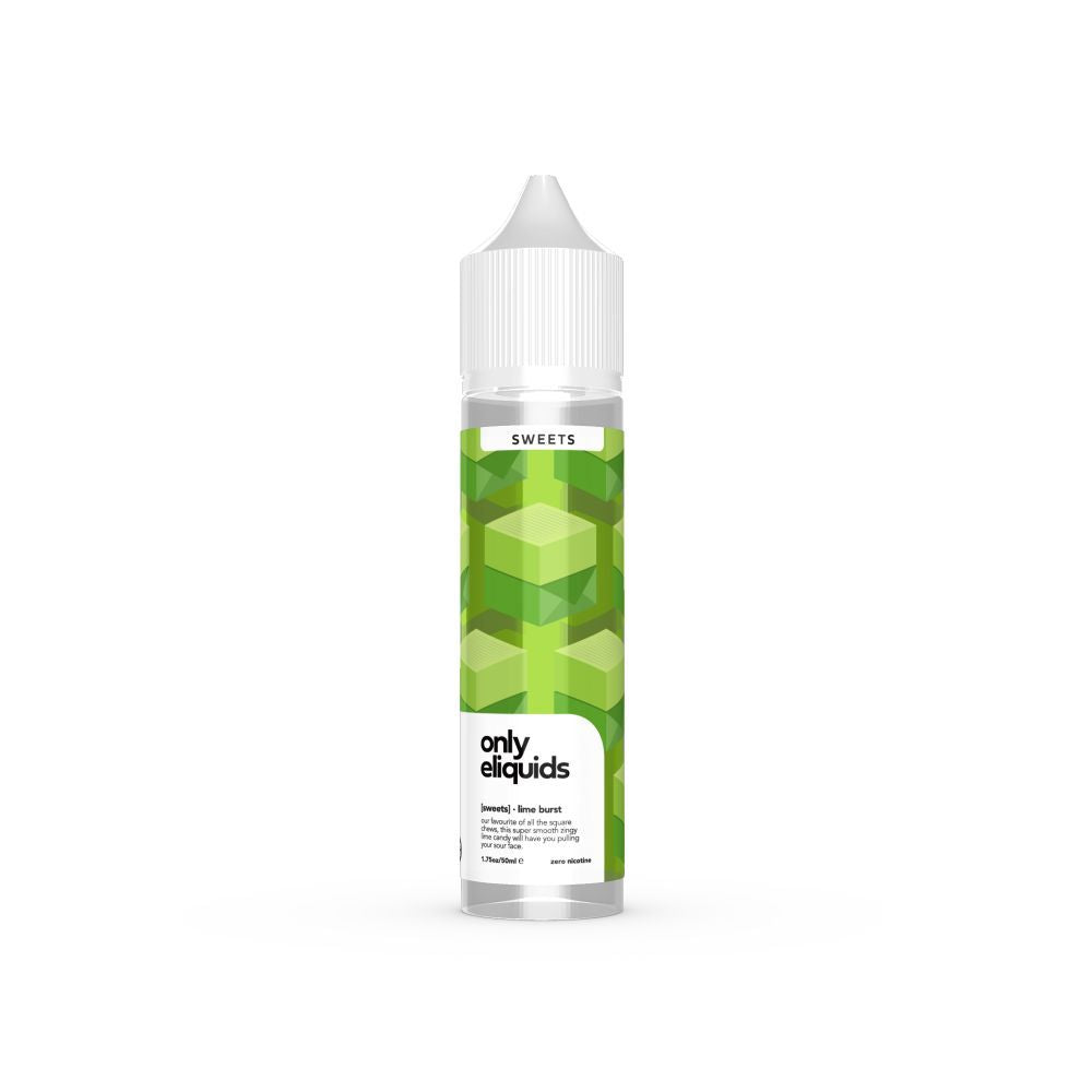 Lime Starburst by Only Sweets (60ml)