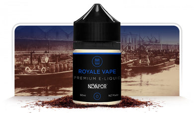 Royale Vape by NZVapor (60ml)