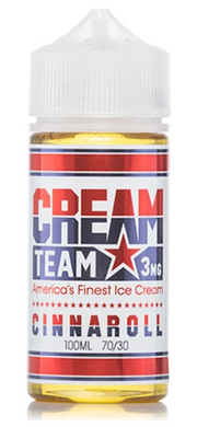 Cinnaroll by Cream Team (100ml)