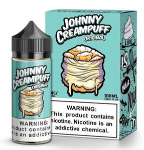 Original by Johnny Creampuff (100ml)