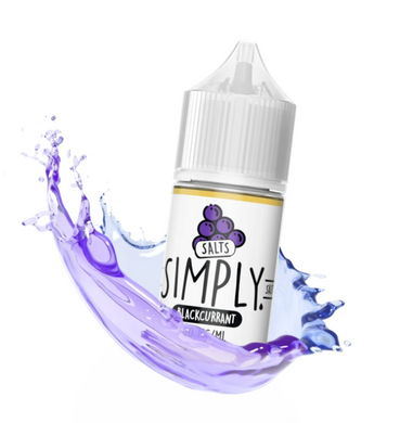 Blackcurrant by Simply Salts (30ml)