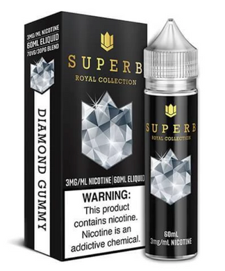 Diamond Gummy by Superb Royal (60ml)