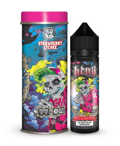 Strawberry Lychee by Kenji Juice (60ml)