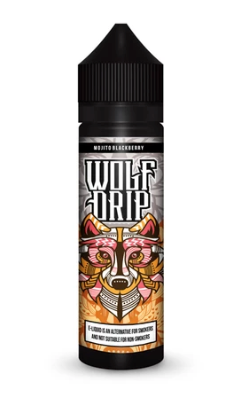 Mojito Blackberries by Wolf Drip (60ml)