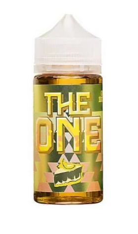 Lemon Crumble by The One (100ml)