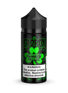 ShamRock Cookie by Sadboy E-Liquid (100ml)