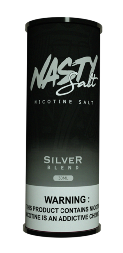 Silver by Nasty Juice Salts (30ml)