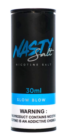 Slow Blow by Nasty Juice Salts (30ml)