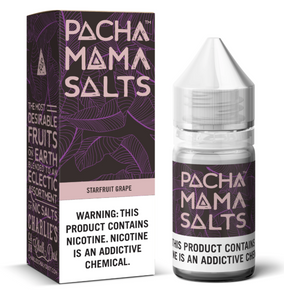 Starfruit Grape by Pachamama Salts (30ml)