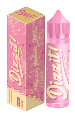 Strawberry Cheesecake by Dizzit E-Juice (60ml)