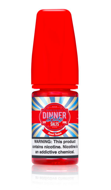 Sweet Fusion by Dinner Lady Salts (30ml)