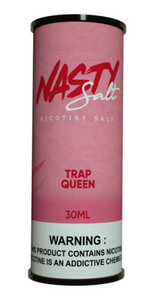 Trap Queen by Nasty Juice Salts (30ml)