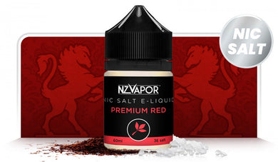 Premium Red by NZVapor (60ml)