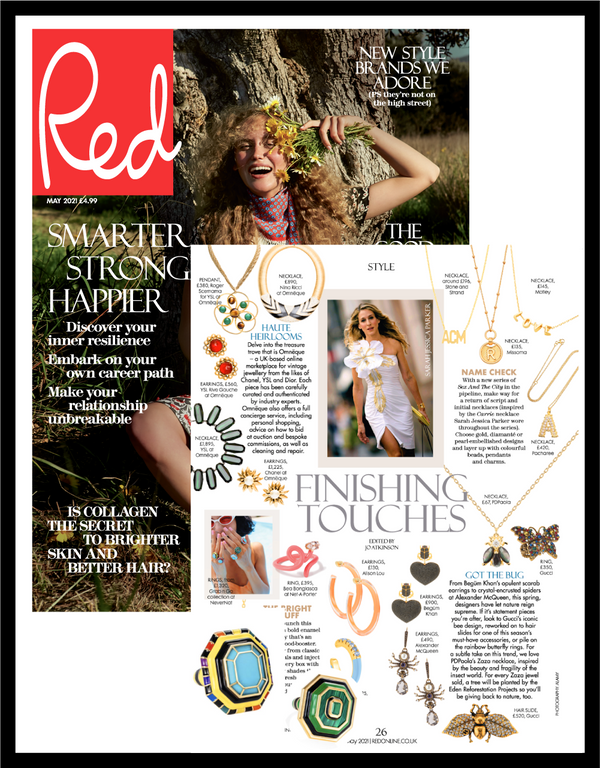 Red Magazine May issue