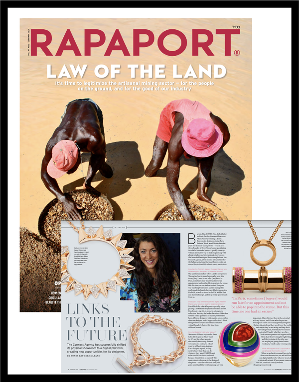 Rapaport Magazine February Issue