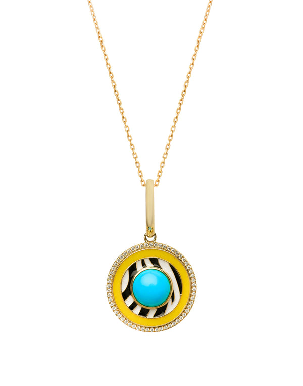 Show and Tell - Ready 2 Sunshine pendant