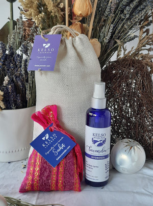 Holiday Gift Lavender Scent Bag