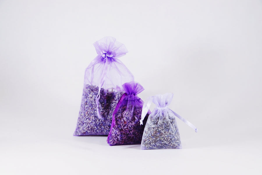 Kelso Lavender, Purple Lavender Sachet, Medium (6g)