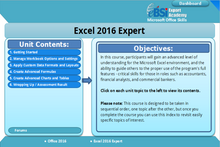 Load image into Gallery viewer, Excel 2016 Expert