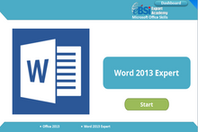 Load image into Gallery viewer, Word 2013 Expert